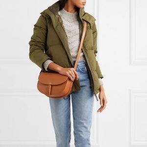 c9e87be72172f Madewell Jackets   Coats - Madewell Green Quilted Down Puffer Parka